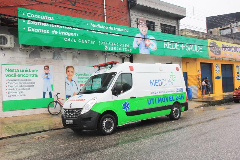 A clínica está localizada na Cidade Nova 4,  em frente ao Quartel do Corpo de Bombeiros, em Ananindeua