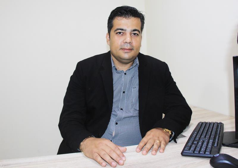 Marcio Pereira Bitencourte, sócio administrativo da Rede Mais Saúde.
