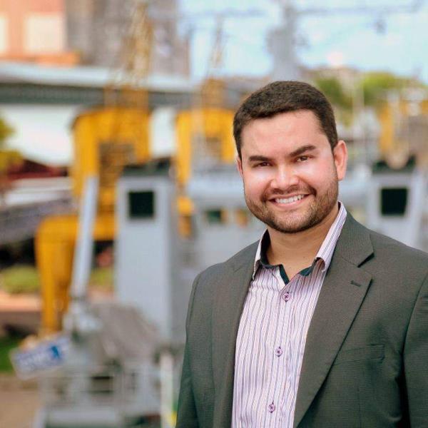 Igor Fonseca assumiu, nesta segunda-feira, 9, a Administração Regional de Outeiro