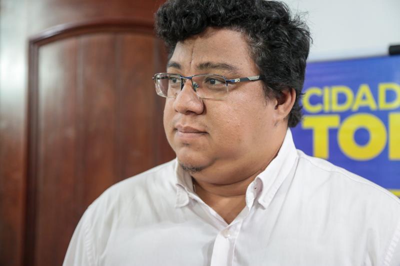Charles de Andrade - Audiência pública / serviço de iluminação pública