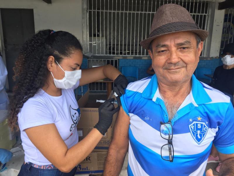 No primeiro dia da Campanha Nacional de Vacinação contra a Gripe na capital paraense, realizada nesta segunda-feira, 23, mais de 36 mil pessoas foram vacinadas.