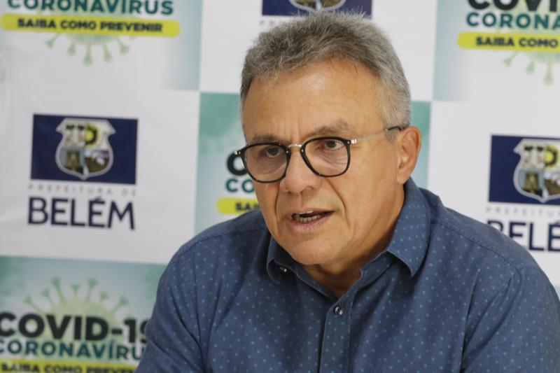 Na tarde desta quinta-feira, 26, o prefeito de Belém, Zenaldo Coutinho, realizou uma prestação de contas à população por meio de uma live nas redes sociais, onde anunciou algumas medidas adotadas neste momento de pandemia do novo Coronavírus.