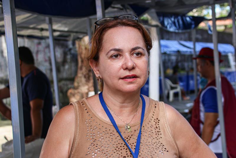A arquiteta Karen Casseb, da Secon, explicou que as novas barracas têm lonas antichamas e são feitas de material resistente