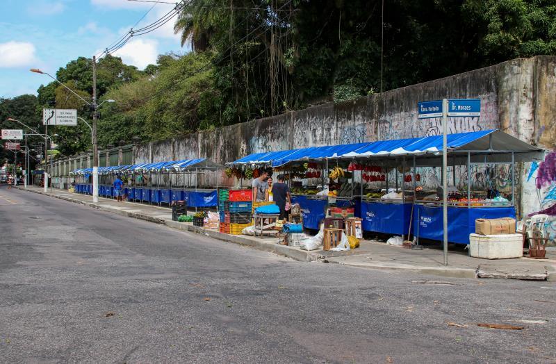Todos os feirantes de Batista Campo passaram por capacitação profissional em janeiro, fevereiro e março deste ano