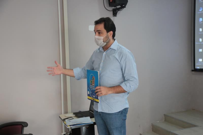 Danilo Soares, presidente da Codem.