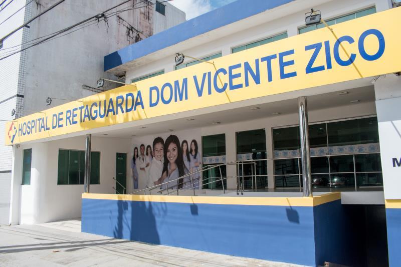 Hospital de Retarguarda Dom Vicente Zico