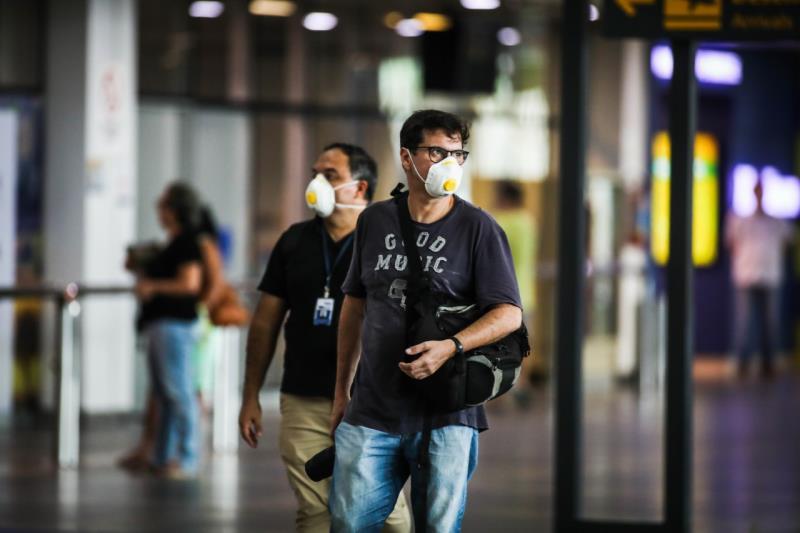 Sette e Chêne em pauta no aeroporto de Val-de-Cães