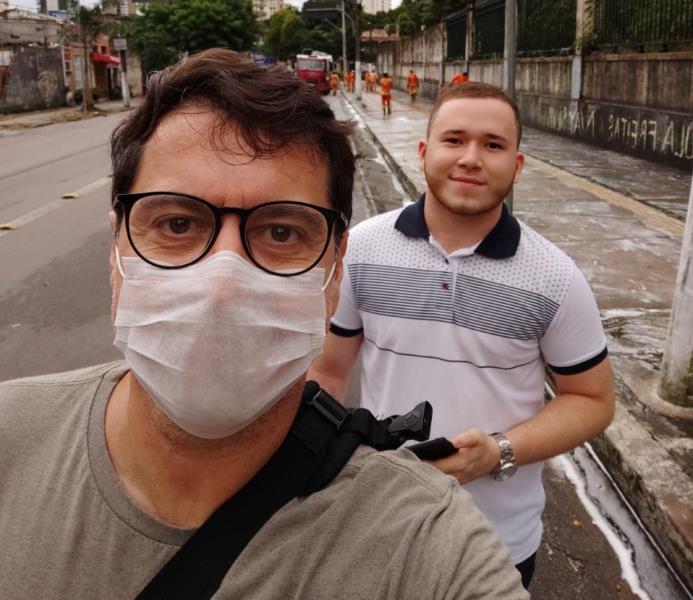 Pauta da rua? Temos! Com Fernando Sette e Andrey Araújo, da Comus