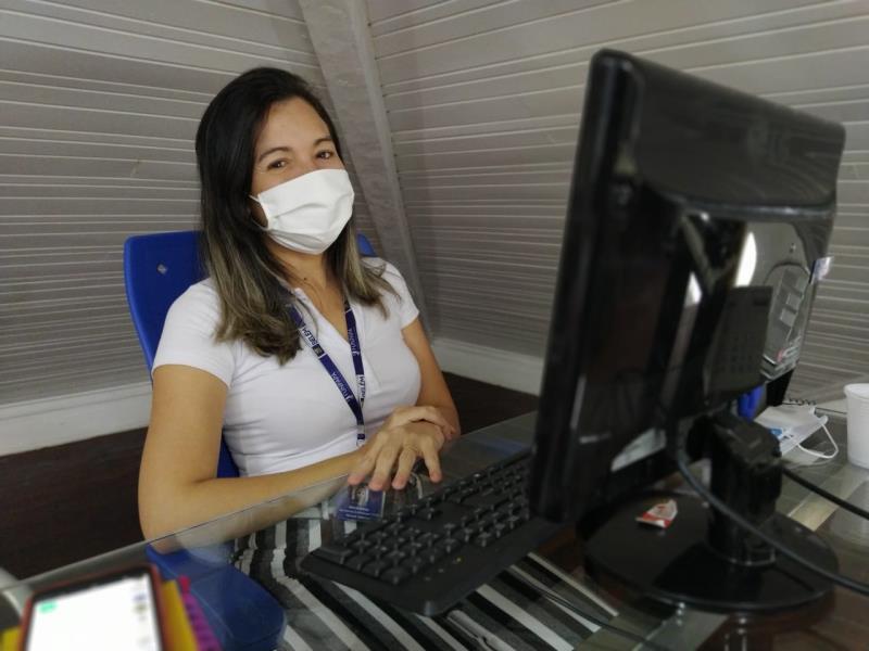 Marcinha Moraes de volta ao monitoramento de rede da Prefs. Sim ou não?