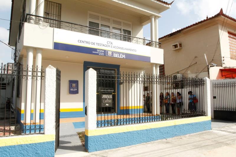 Centro de Testagem e Aconselhamento (CTA).