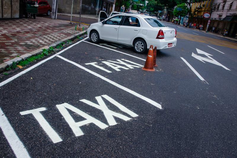Licenciamento de taxistas que atuam em Belém inicia dia 25