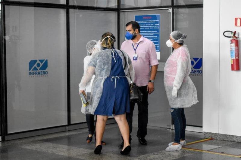 Nesta segunda-feira, 1, se comemora o Dia Municipal do Trabalhador da Saúde e o Dia Municipal do Farmacêutico, profissionais essenciais na guerra ao coronavírus