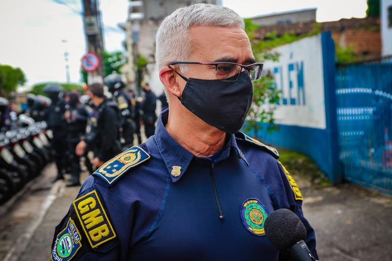 Segundo o inspetor geral da Guarda, Guilherme Freitas, a nova estrutura vai contribuir para melhorar a qualidade do policiamento em toda a cidade