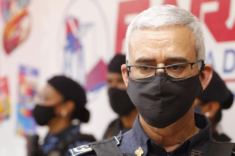 Guilherme Freitas, inspetor geral da GMB.