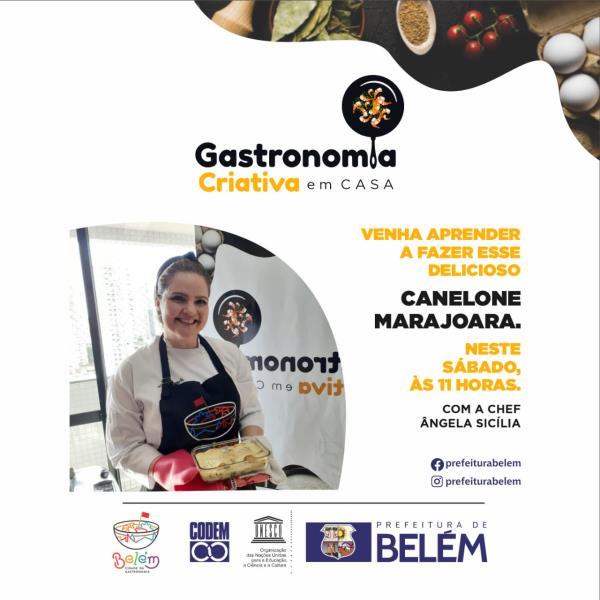 Ângela Sicília é a chef deste sábado, dia 6.