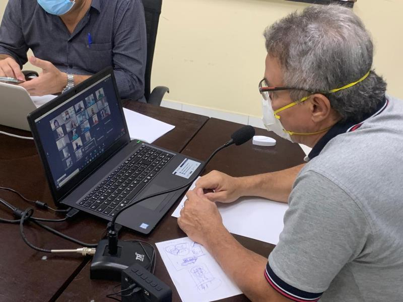 Prefeito Zenaldo Coutinho avalia que o Comitê de Segurança Municipal alcançou um resultado positivo com as ações durante a semana.