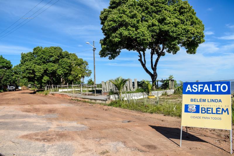 Local vai receber obras de drenagem e terraplanagem.