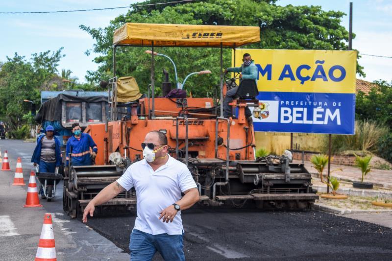 Titular da Sesan, Claudio Mercês.