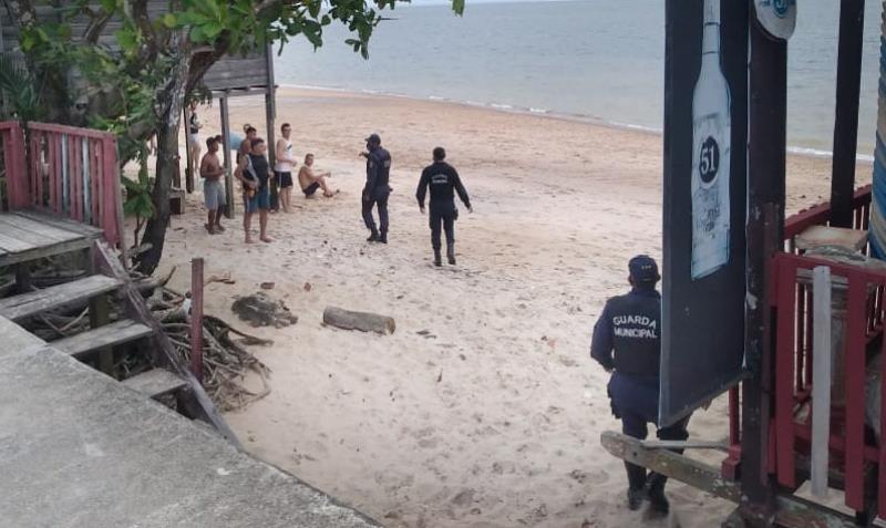 Na ilha do Combu a fiscalização constatou que os estabelecimentos estão cumprindo o decreto municipal.