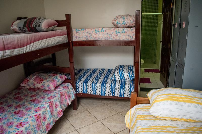 Dormitório.