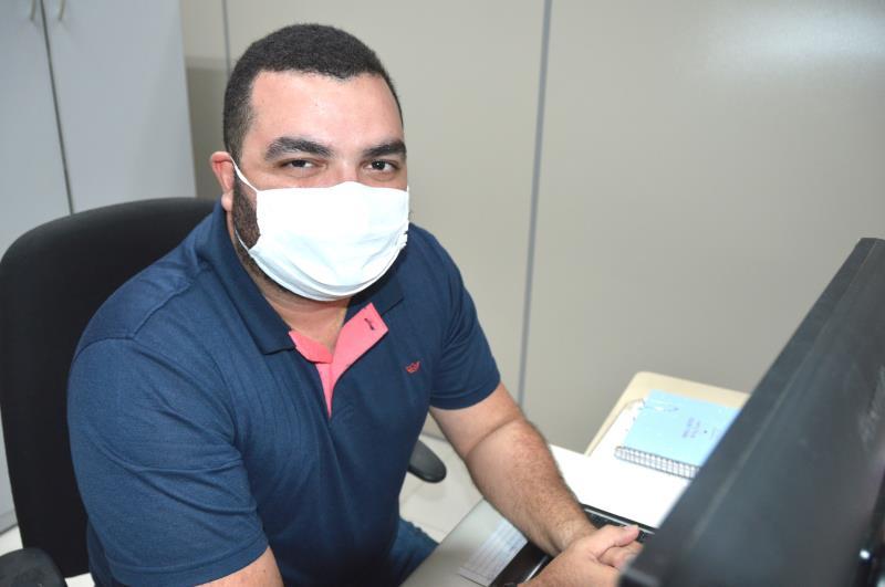 """Márcio Nascimento, da Sesma, alerta: """"Os sintomas do diabetes são silenciosos, portanto é importante que o indivíduo adquira uma boa qualidade de vida, controle sua glicemia e não deixe de fazer seus exames periódicos"""""""