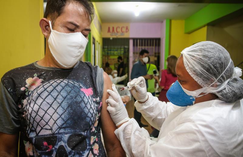Programas de vacinação seguem o ano todo atendendo milhares de belenenses