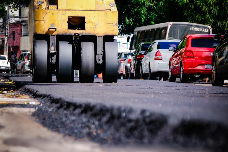 O trabalho na avenida ocorrerá sempre das 9h às 17h, aos sábados e domingos.