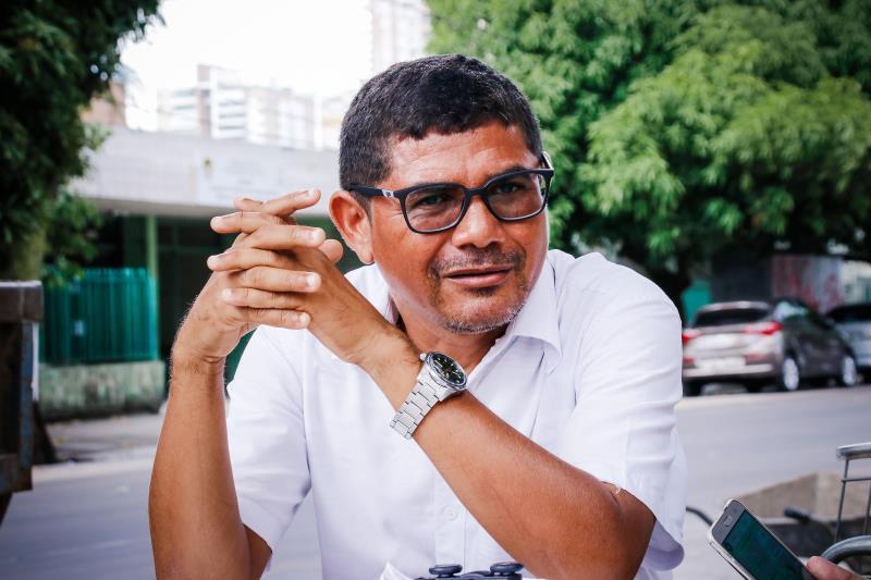 O autônomo José Renato da Costa, 48, aprovou o trabalho desenvolvido.