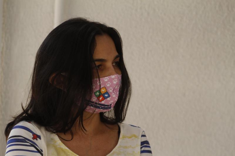 Márcia Alves, veterinária do CCZ.