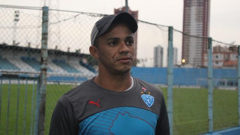 Pelo Paragominas, Aleílson vai enfrentar seu ex-clube