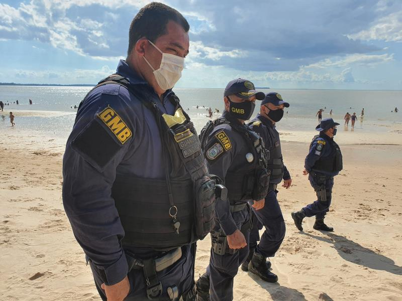 A Guarda Municipal de Belém divulgou na manhã desta quinta-feira, 6, o balanço da Operação Verão 2020.