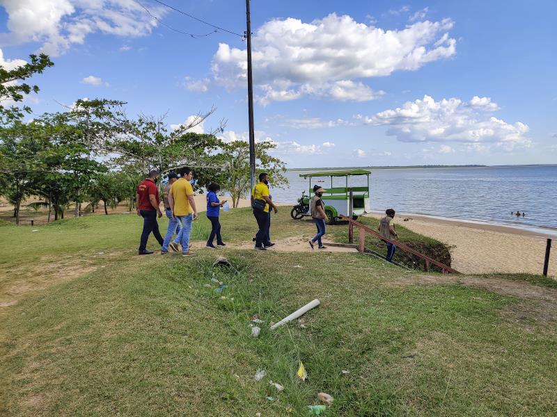 A ação é um trabalho integrado a Funpapa e a Vara da Infância e Juventude Distrital de Icoaraci.