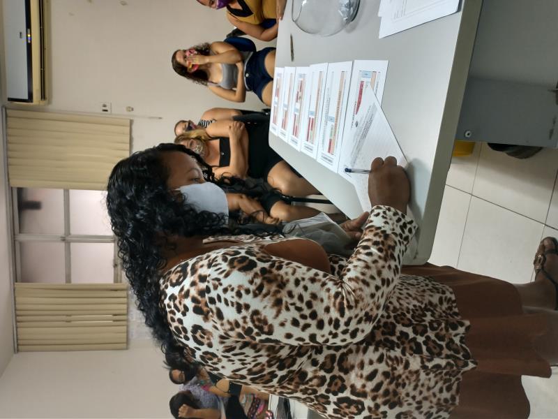 As 12 famílias foram sorteadas para os apartamentos localizados no conjunto habitacional Comandante Cabano Antônio Vinagre