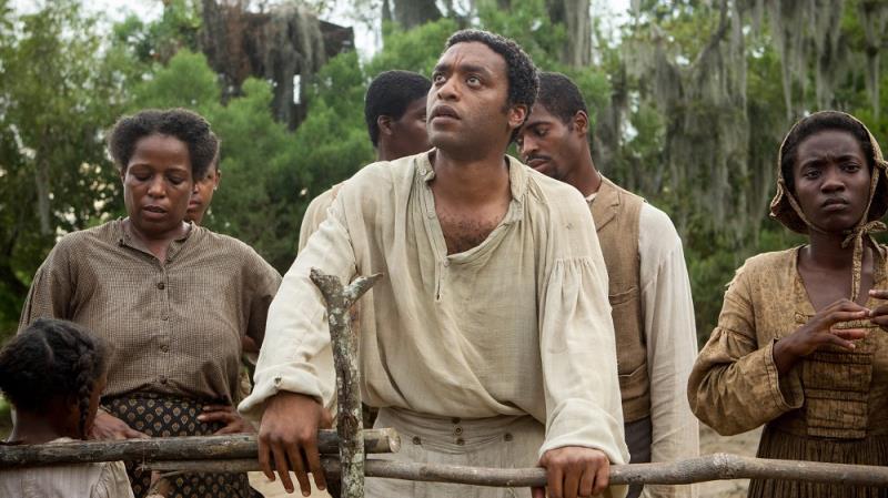 """""""12 Anos de Escravidão"""" ocupa o sétimo lugar da lista"""