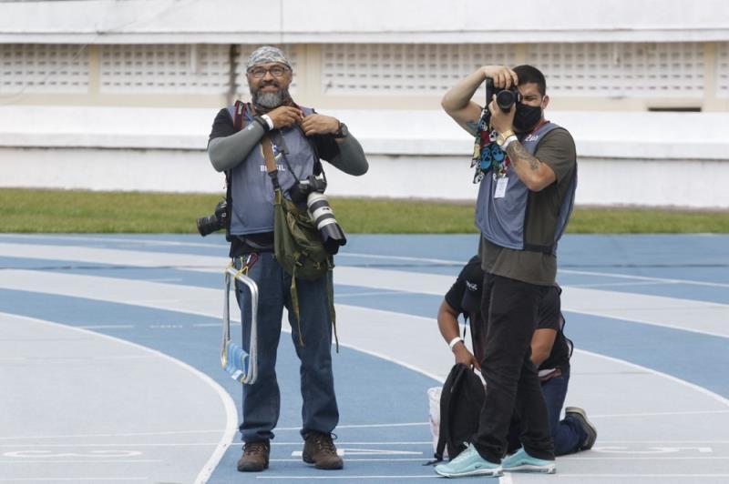 O mais que coberto, Osmarino Souza, e Bruno Cruz