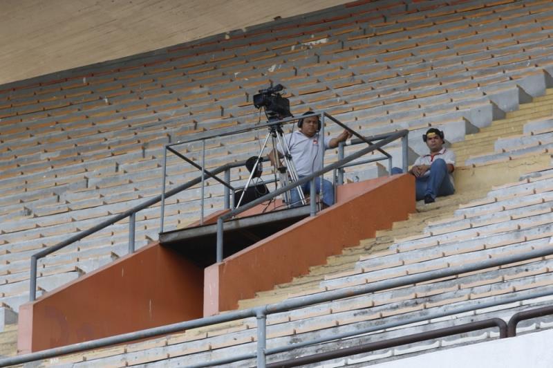 Coleguinhas da TV Cultura que trabalharam na transmissão do RexPa