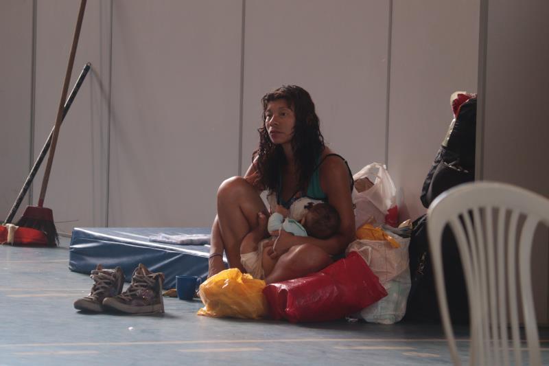 Em cinco meses de funcionamento, foram atendidas no Ginásio Altino Pimenta 273 pessoas em situação de rua atendidas e mais de 1.000 procedimentos médicos foram realizados