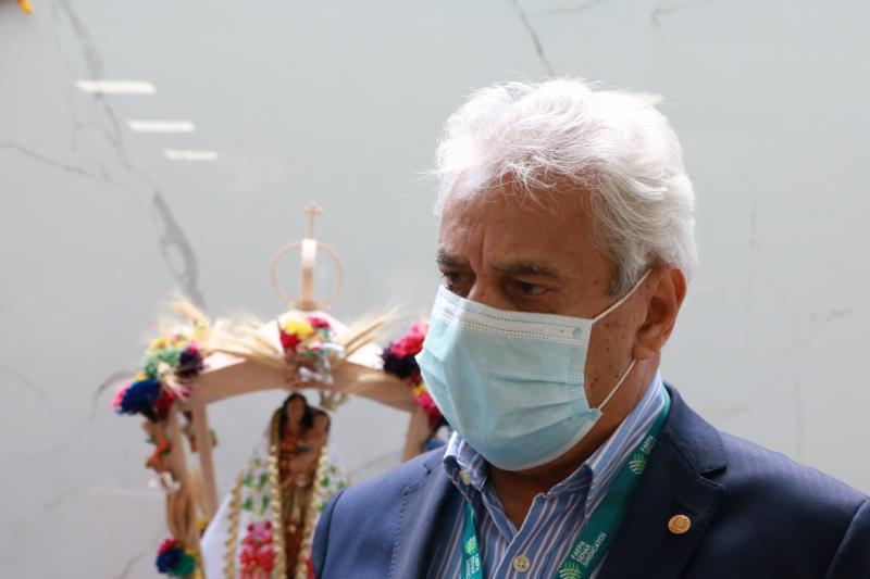 O coordenador da Faepa, Carlos Xavier, destacou que valorizar o que é feito no município fortalece relacionamentos