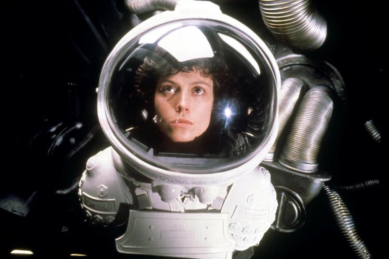 """""""Alien - O Oitavo Passageiro"""" ocupa a quinta colocação"""