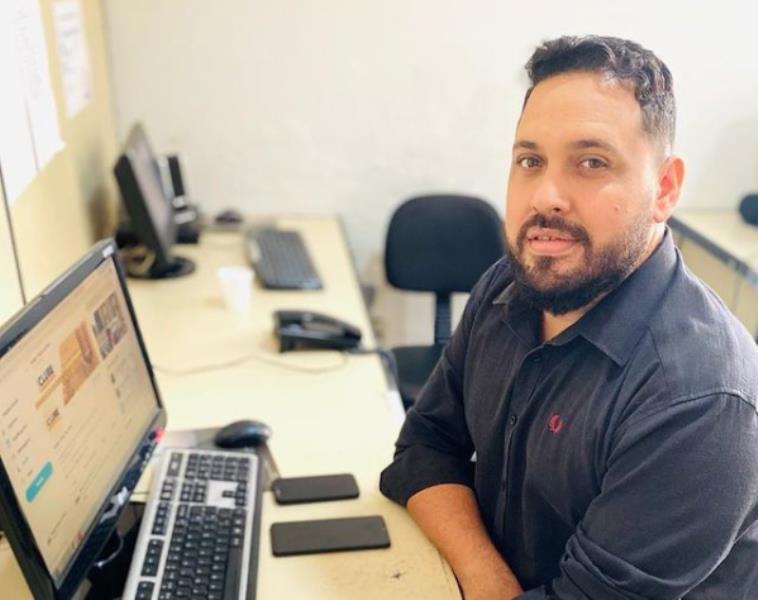 Gleydson Souza assumiu a coordenadoria de jornalismo da rádio Clube do Pará