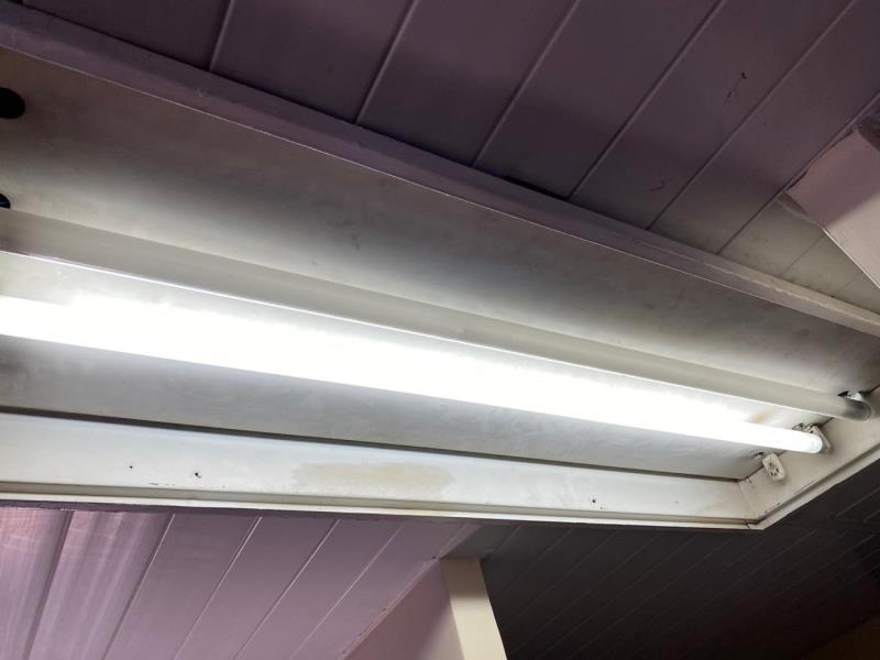 Instalações elétricas danificadas estão entre os problemas encontrados no prédio da Codem.