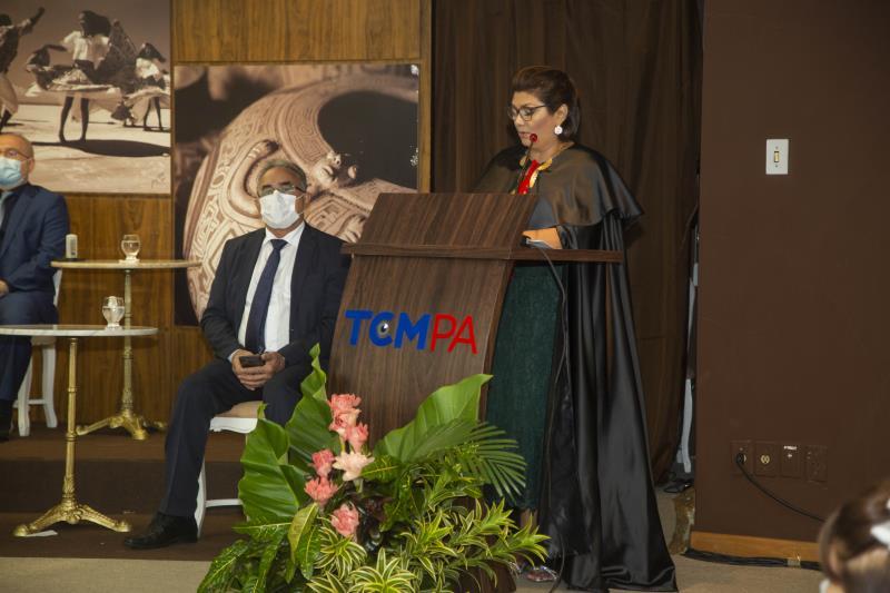 Solenidade de posse dos novos dirigentes do TCM-PA.