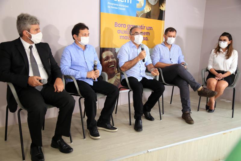 Bora Belém será viabilizado pela Prefeitura de Belém em parceria com o governo estadual