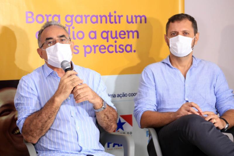 Prefeito e secretário de Gestão explicam as bases do decreto do Bora Belém