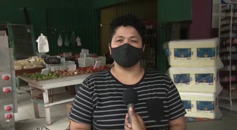 Renata Oliveira será uma das mulheres beneficiadas com a renda cidadã