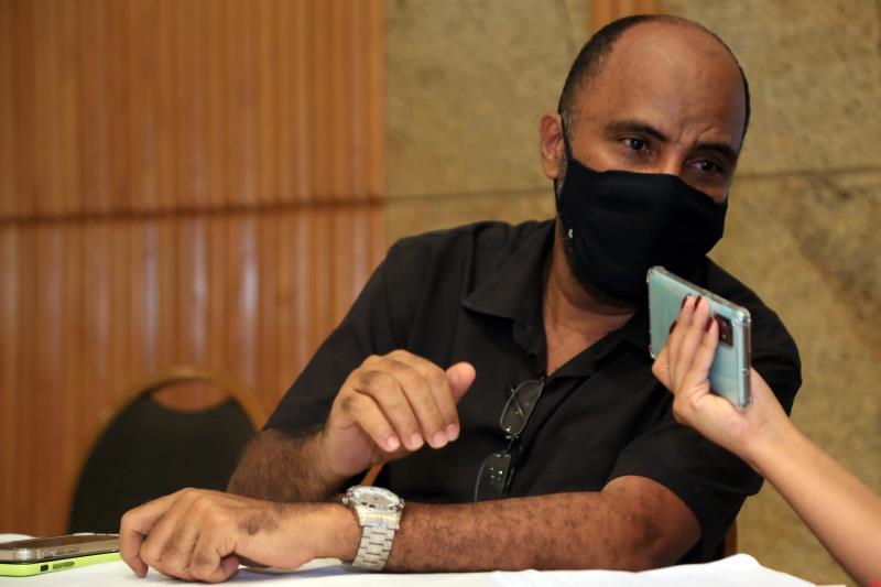 Vice-prefeito Edilson Moura defende o planejamento para  uma gestão integrada
