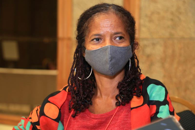 Elza Rodrigues (Coordenação Antirracial) prevê políticas públicas de inclusão