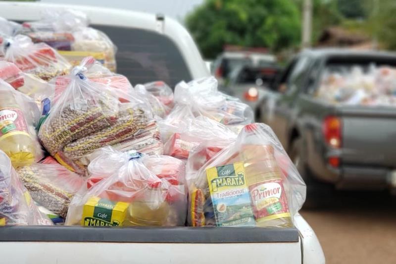 Quer ajudar também? Faça sua doação na sede da Secretaria Municipal de Assistência Social, em frente a praça do ginásio.