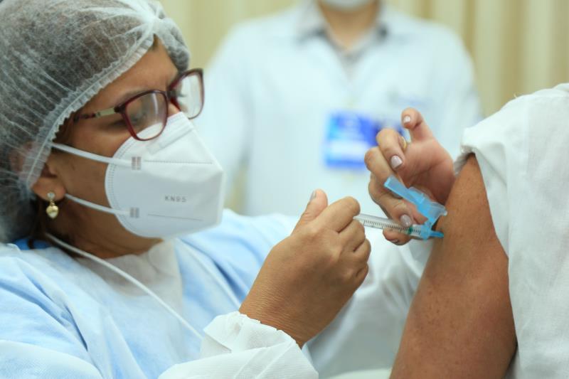 Plano de Vacinação de Belém avança na inclusão de novos grupos prioritários  - REDEPARÁ