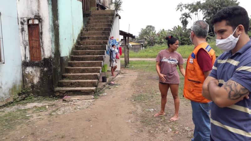 O projeto prevê 328 apartamentos, além do saneamento e da urbanização da área de entorno das construções, para atender famílias em situação de vulnerabilidade social